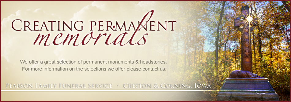Pearson Family Funeral Service